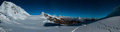 Quitaraju (faltimiras) Tags: park parque ice peru climbing blanca national parc nacional gel hielo escalada cordillera huaraz perou huascaran alpamayo