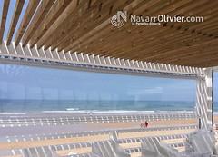 Filtrando la luz (NavarrOlivier - Estructuras de madera - Pergolas y) Tags: andalucia cadiz chiclana chiringuito beachbar prgola labarrosa meli sombraje dunabeachclub