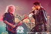 Queen with Adam Lambert @ North American Tour, The Palace Of Auburn Hills, Auburn Hills, MI - 07-12-14