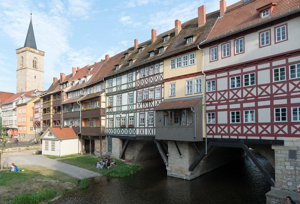 The World\'s Best Photos of bauwerk and erfurt - Flickr Hive Mind