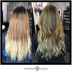 "Ombré correction, perfection by stylist, Amanda B. #ombre #fallstyle • <a style=""font-size:0.8em;"" href=""http://www.flickr.com/photos/41394475@N04/29533192683/"" target=""_blank"">View on Flickr</a>"