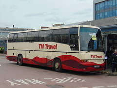 T112 AUA TM TRAVEL (SuperSteph158) Tags: t112 aua tm travel sheffield rail replacement