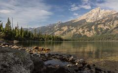 Jenny Lake (devinStein) Tags: national landscape grand tetons water tetonia west park america mountains lake jenny