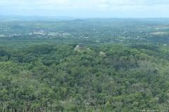 Xunantunich - Goodbye Belize Tour  - Aerial - Belize City to Maya Flats - 12 (Dis da fi we (was Hickatee)) Tags: goodbyebelizetour belize aerial belizecity mayaflats xunantunich maya