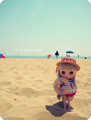 *day at the beach