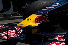 Red Bull F1新宿東口展示イベント