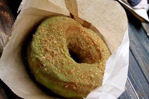 pistachio glazed
