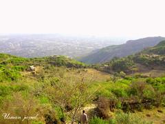 islamabad city view from pir sohawa (Usman.Javed) Tags: pakistan green islamabad pirsohawa usmanjaved pakistanusmanjaved