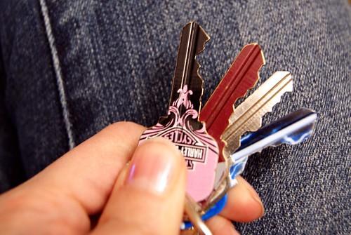 225: House keys