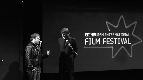 Xavier Gens at Edinburgh International Film Festival 02