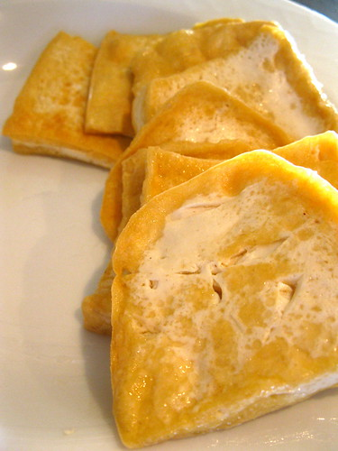 Peng's home style bean curd