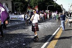 S ffroc'?Difndi i tuoi diritti,gira in kilt,pttini e crvtta in crdinato (Sputo) Tags: man milan milano pride uomo gaypride