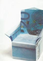 Origami-création - Didier Boursin - Fauteuil