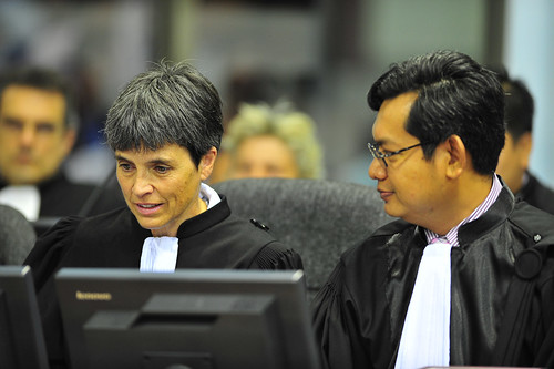 Initial Hearing Case 002 by Extraordinary Chambers in the Courts of Cambodia, on Flickr