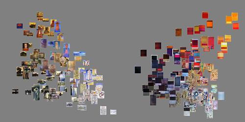 Mondrian vs. Rothko