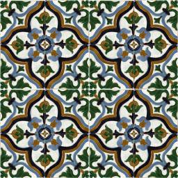 16th Century Tile 01