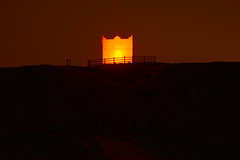 """RIVINGTON PIKE (IN RED), RIVINGTON, LANCASHIRE, ENGLAND. (ZACERIN) Tags: red 2 tower paul illuminated rivington pike beacon listed the in """"red tower"""" building"""" """"christopher """"river photography"""" """"red"""" of douglas"""" red"""" """"beacon council"""" """"colour """"pictures """"england"""" """"grade pike"""" """"rivington """"tower"""" rivington"""" """"chorley"""" """"lancashire"""" """"chorley """"rivington"""" """"zacerin"""" """"170314"""" """"300314"""" """"170314 300314"""" """"1733"""""""