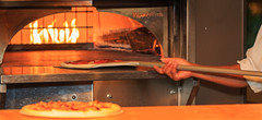And the 8th deadly sin is PIZZA! (b3a5t) Tags: ca wood food sandiego pizza stove coronado hoteldelcoronado