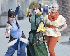 Wondercon 2014 Day 3 352 (Ivans Photography) Tags: last photography cosplay avatar ivans wondercon 2014 airbender