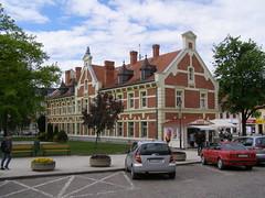Ratusz (magro_kr) Tags: building architecture square market poland polska townhall rynek architektura budynek plac ratusz pomorskie starogardgdaski starogardgdanski