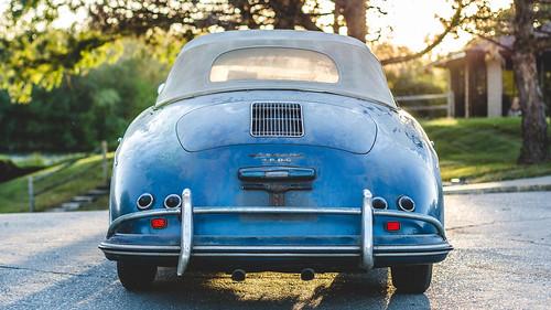 Porsche 356A Speedster 1600