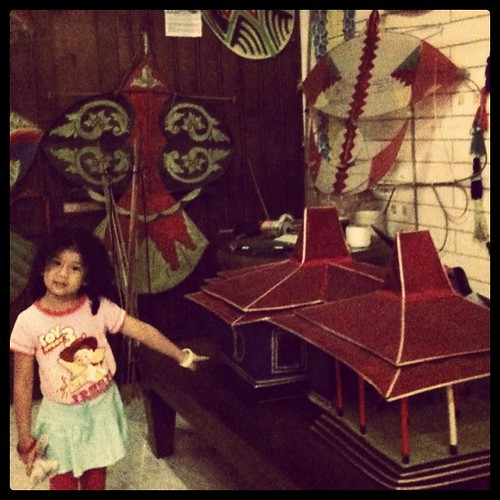 Museum layang layang kite