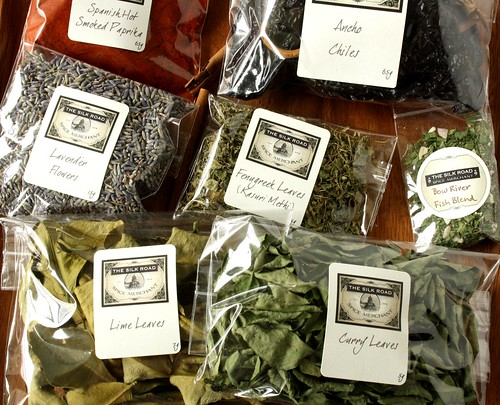 Shopping Therapy: Silk Road Spice Merchant