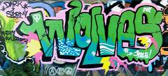 (Barrybu) Tags: graffiti