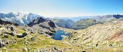(Sylvia-) Tags: summer mountain france alps nature montagne alpes landscape nikon hiking t paysage chamonix montblanc randonne d90 laccornu