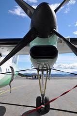 [09:45] PW121. (A380spotter) Tags: flight16062011wf0148bgosog08d0026soghov08d0022hovosl08d0054 turnaround apron prattwhitneycanada pw121 turboprop propeller airintake powerplant engine undercarriage landinggear maingear wheels bombardieraerospace 100 dhc8103 dash8 dehavillandcanada lnwil narvik widerøe widerøesflyveselskapas sasgroup wif wf wf0148 bgosoghovosl sogndal lufthamn haukåsen ensg sog norge norway