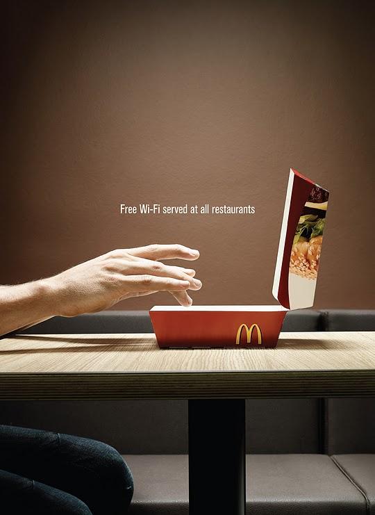 publicidad en alimentos