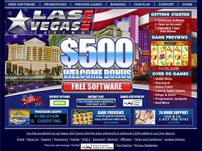 Las Vegas USA Casino Home
