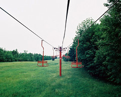 lift (highjoeltage) Tags: upperpeninsula nikonf3