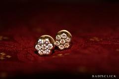 ear stud (BADRI NARAYANAN) Tags: diamond ear percing earstud