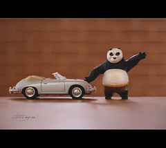 That's my car ! (Faisal | Photography) Tags: colors car canon toys panda dof bokeh 14 kung fu usm 50 canonef50mmf14usm 50d my canoneos50d faisal|photography