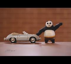 That's my car ! (Faisal | Photography) Tags: colors car canon toys panda dof bokeh 14 kung fu usm 50 canonef50mmf14usm 50d my canoneos50d faisal|photography فيصلالعلي