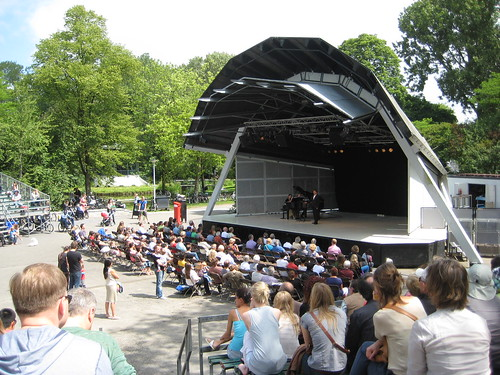 Summer Concert in Vondelpark