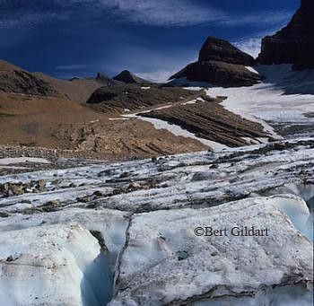 Grinnell Glacier in 1979