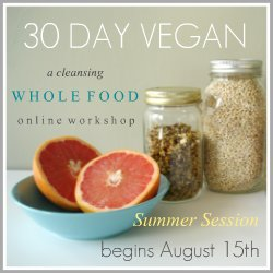 30 Day Vegan