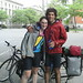 <b>Laura M. &amp; Henry F.</b><br />&nbsp;6/29/2011 Hometown: Phoenxville, PA; Grafton, VT  Trip:  From Spearfish, SD to Glacier, MT