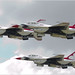 Thunderbirds at Waddington 2011
