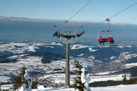 Krkonošská lyžařská střediska pro fajnšmekry
