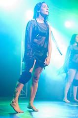 42# Gala Chor'A Corps @ Audun Le Tiche (Fête du Sport et de la Culture) (kazz creation) Tags: 50mm costume nikon lumière danse gala mouvement 18d contemporain scène lelacdescygnes kazzcreation sammyirach sammyirachd90kazzcreation choràcorps