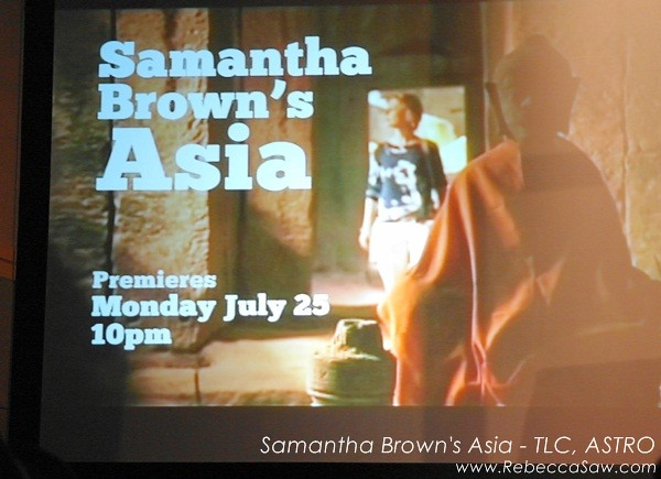 Samantha Brown's Asia - TLC, ASTRO - 06