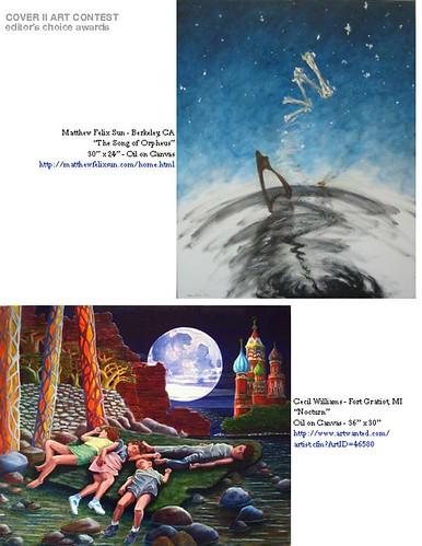 Artist Portfolio Magazine - ISSUE2 Page 8