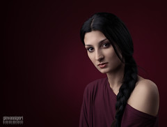 Just a simple portrait (Giovanni Gori) Tags: lighting portrait italy test beauty fashion photography book model glamour nikon italia photographer purple modeling pop sharp portraiture actress bologna diva softbox fotografo d800 octa beautydish strobist giovannigori nikkor85mmf14g elinchromstylerx600 elinchromskyportspeed elinchromrangerrxspeed1200w elinchromsoftlitebeautydish