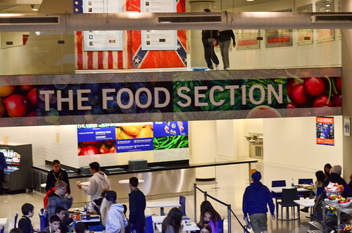 Newseum Food Court