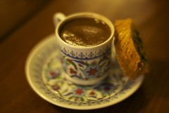coffee (gga) Tags: coffee turkey raw istanbul baklava