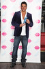 Peter Andre launches a new Sport Tan in association with Fake Bake London, England