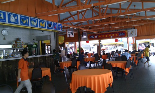 Decor - River View Restaurant, Kuala Selangor